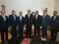 Se reúnen alcaldes con Osorio Chong para fortalecer agenda municipal