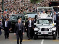 Estos son los cierres viales y de servicios durante la visita del Papa a la Ciudad de México