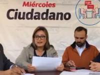 Continuarán las transmisiones en Periscope para exhibir a infractores: Xóchitl Gálvez