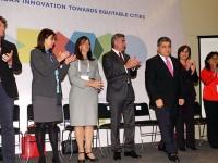 Equidad de género, base de las ciudades inteligentes: Smart City Expo Puebla