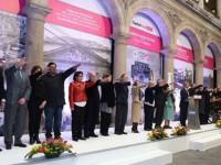 Mancera da a conocer al grupo redactor de la Constitución de la Ciudad de México