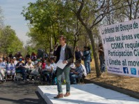 Senadores piden a EPN expropiar predio en Bosque de Chapultepec para su protección