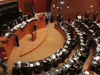 Senadores se descuentan 100 pesos al mes, pero crearán 494 plazas nuevas