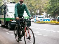 Mexicanos no se sienten seguros en bici
