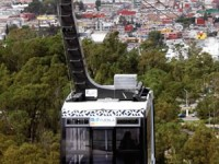 Teleférico en Puebla