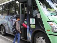 Buscan acabar con problemas del transporte público con aplicación móvil