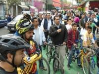 Apuesta Fernando Mercado por la movilidad