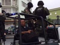Detienen a todos los policías municipales de Papantla por la desaparición de tres jóvenes