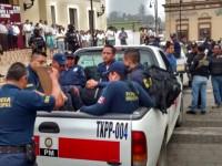 Decretan prisión preventiva para 8 policías de Papantla por desaparición forzada