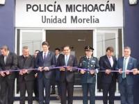 Incrementan el número de policías con Unidad Morelia de la Policía de Michoacán