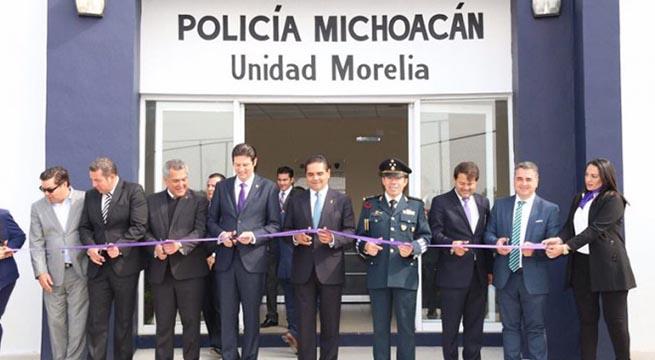 Incrementan_policias_Morelia_Policia_Michoacan_Alcaldes_de_Mexico_Marzo_2016