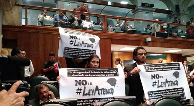 Organizaciones_rechazan_Ley_Atenco_Alcaldes_de_Mexico_Marzo_2016