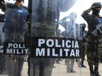 Policías militares reforzarán seguridad de Nuevo León