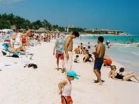 Religión, vacación y turismo santo