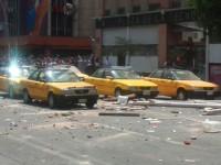 Uber regala viajes en Guadalajara ante manifestaciones de taxistas en su contra