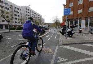 reportaje carril bici /