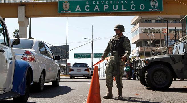 Acapulco-violencia