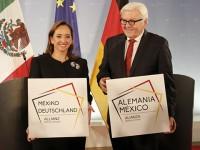 Anuncian actividades del Año Dual Alemania-México