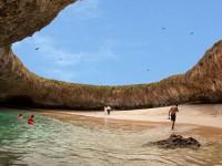 Anuncian cierre de playa en Islas Marietas, Nayarit