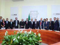Dan a conocer grupo de asesores externos para la Constitución de CDMX
