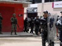 Violencia en Veracruz y Tamaulipas, el clima durante proceso electoral 2016