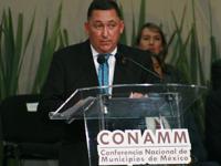 Alcalde de Saltillo presidirá la Conamm