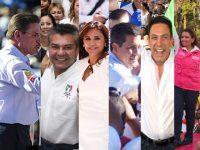 De alcaldes a gobernadores