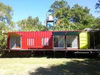Diseñan viviendas en cajas de tráiler para personas en pobreza