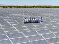 Durango coloca a México a la vanguardia en energía solar
