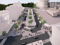 Exigen al INAH clausurar construcción del CETRAM Chapultepec