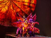 Gobierno invierte 47.4 millones de dólares para promocionar al país con Cirque du Soleil