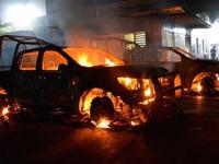 Pobladores de Motozintla, Chiapas, destrozan Comandancia municipal