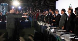 Lopez_Villarreal_asume_presidencia_CONAMM_Alcaldes_de_Mexico_Protesta