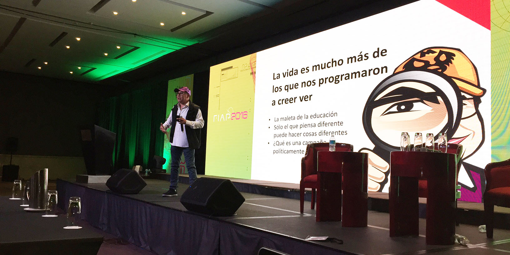 Memo-Rentería-Festival-Iberoamericano-Publicidad-2016-Alcaldes-De-México-2016