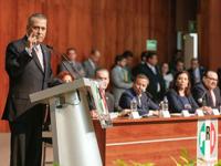Expulsa PRI a tres candidatos a alcaldías de Tamaulipas por vínculos con el narco