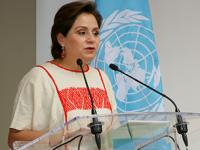ONU avala a Patricia Espinosa como responsable de la lucha contra Cambio Climático