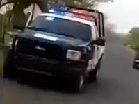 Exhiben en video a policías municipales de Veracruz en estado de ebriedad