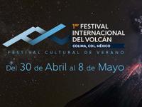 Celebran primer Festival Internacional del Volcán en Colima