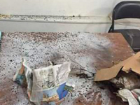 Alcalde oaxaqueño recibe bomba casera por correo