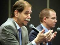 Dirigencias del PAN y PRD se reúnen con sus candidatos ganadores