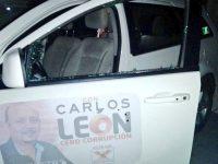 Candidato a alcaldía de Oaxaca sufre atentado