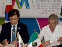 México y Corea del Sur firman acuerdo para desarrollar infraestructura