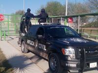 Detienen a banda delictiva conformada por policías de Cadereyta, N.L.