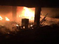 Incendian casa de Alcalde de Acajete, Veracruz