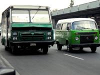 Iniciará esta semana destrucción de 1,500 microbuses en la Ciudad de México