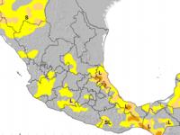 Veracruz tiene el mayor número de municipios afectados por la sequía