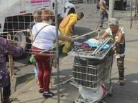 Semovi retira ambulantes del metro Indios Verdes