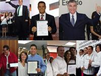 Elecciones 2016: Toma de posesión de gobiernos estatales y municipales