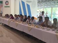 Alcaldes de Guerrero piden a Astudillo reforzar la seguridad