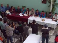 Reforma Educativa perjudica a la sociedad: Alcaldes de Oaxaca